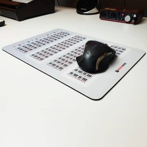 piano-mousepad