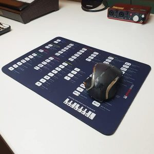 Ableton Live Keyboard Shortcuts Mousepad