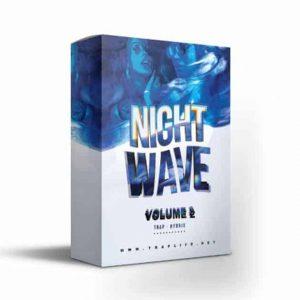 nightwavevol2 hip hop drumkit