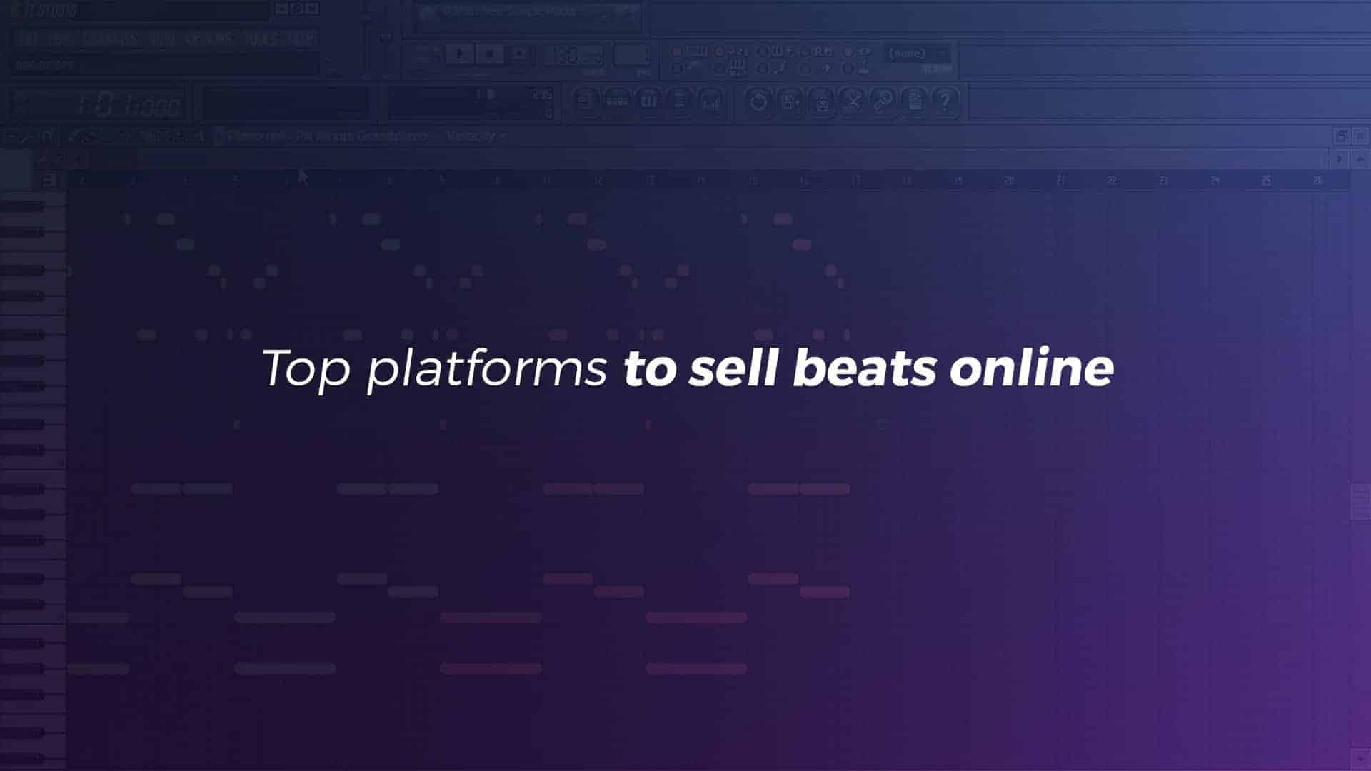 best beat selling platforms