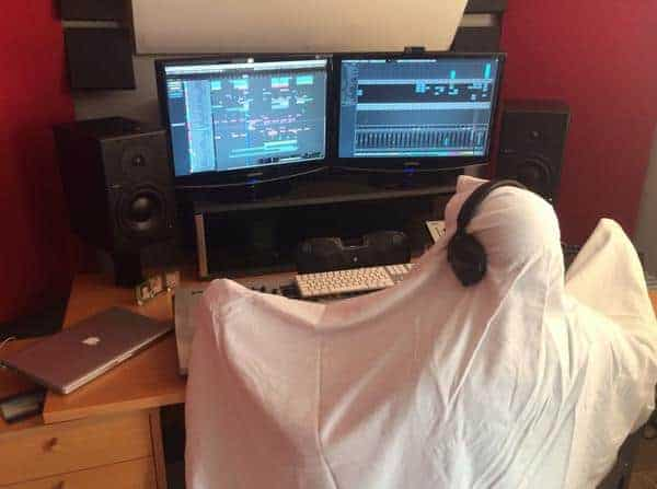 how to make money with ghost production