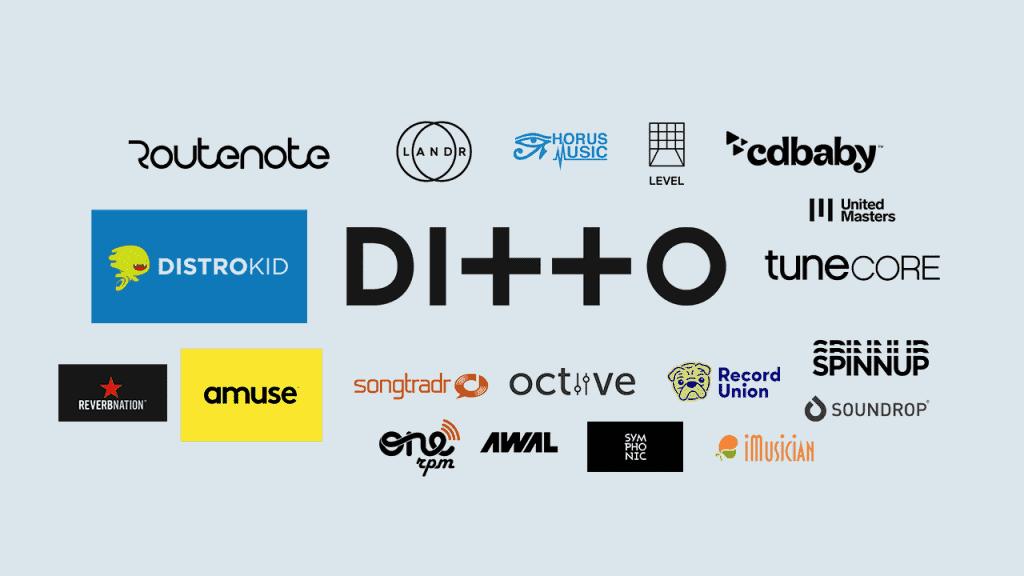 top digital distribution platforms for indie artists 1