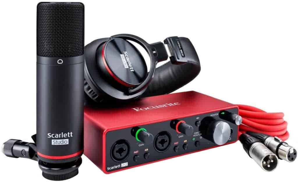 what audio interface do i need to make beats 1