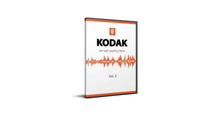 22 free sample packs Kodak Free Hip Hop Sample Pack 768x403 1 1
