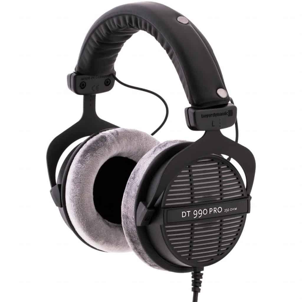 Budget studio headphones