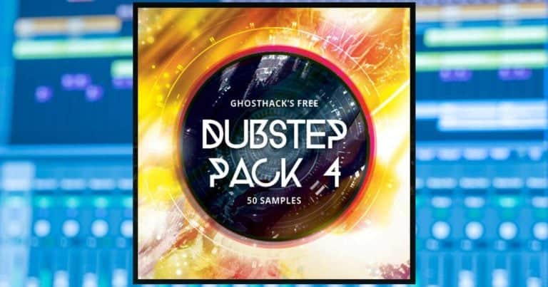 free sample packs Ghosthack Dubstep And Trap Sample Pack 4 768x403 1